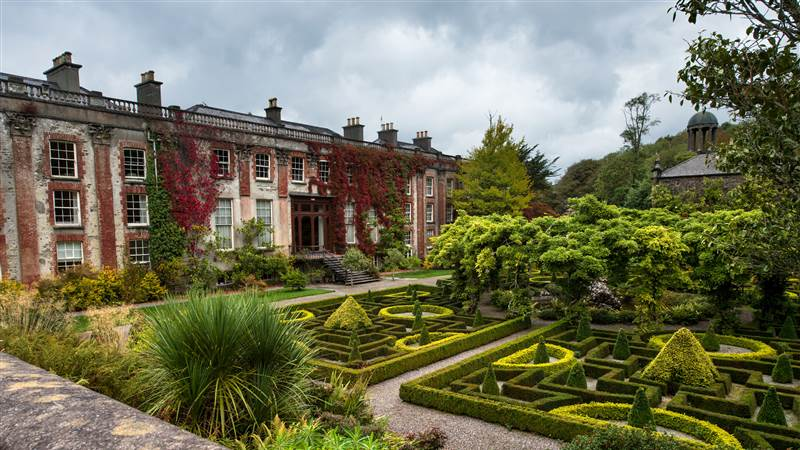 Bantry House Garden - Seaview House Hotel