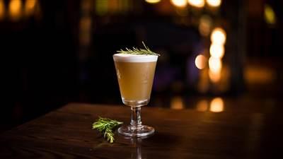 Cocktails at The Skeff Bar