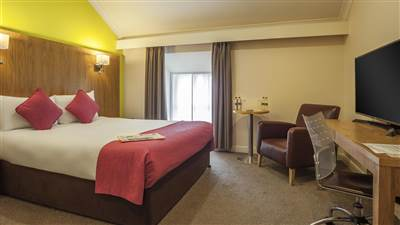 Rooms at The Skeffington Arms Hotel