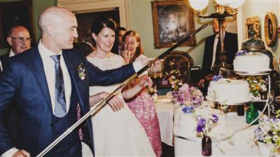 Weddings - Cutting the Cake