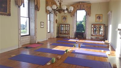 Yoga - Organise a Retreat