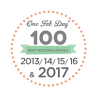 onefabday 100 best wedding venues 2013