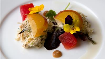 Mullaghmore Crab Salad