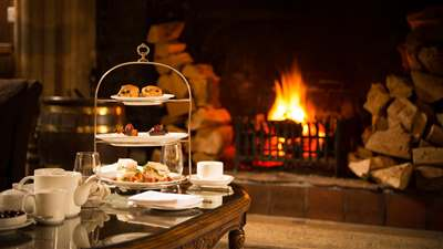 Afternoon Tea - Great Hall