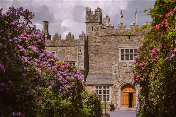 Summer Castle Luxury Escape 1 Night B&B with Dinner