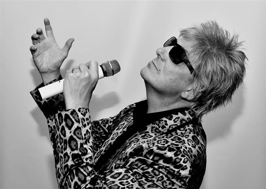 Rod Stewart Tribute  Tonights The Night