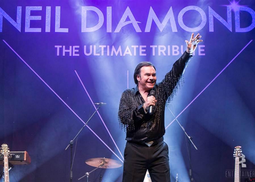 Neil Diamond tribute at WPH 2