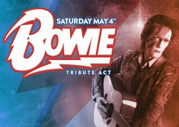 Bowie Facebook web advert