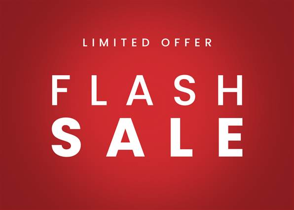 Flash Sale - Room Only including parking