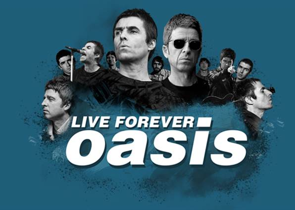 Live Forever Oasis Tribute - Sat 13th Nov