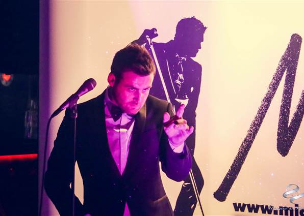Michael Bublé Tribute Night - Saturday 30th March