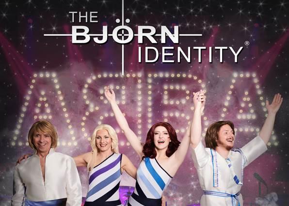 The Bjorn Identity ABBA Tribute Show - Sat 26th Feb 2022