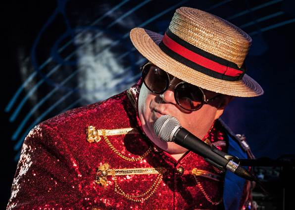 Elton John Tribute Night - 8th June