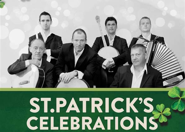 St. Patrick's Day with The Bogus Pogues - Saturday 16th March