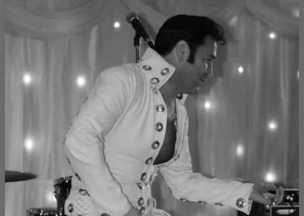 Elvis Tribute - Sat 14th August